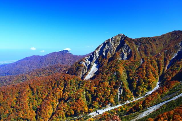 Hike of Sankoho via the Natsuyama hiking course.